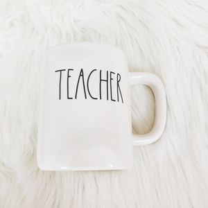 Rae Dunn Teacher Mug Brand New